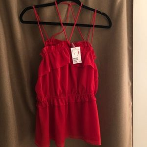 Two H&M tanks for 1